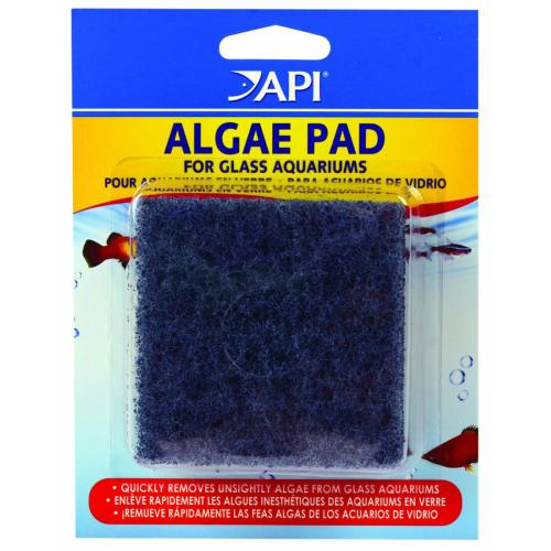 API Glass Aquarium Algae Pad