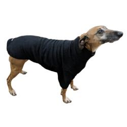 HOTTERdog By Equafleece Dog Jumper - Black