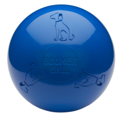 Boomer Ball Pursuit Toy 4""