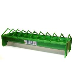 Eton Poultry Plastic Chicken Trough Feeder