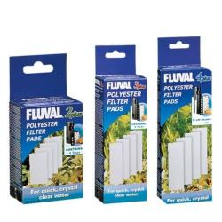 Fluval Polyester Pads Aquarium Filter Media Sponge (Plus Series)