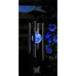 Gardman Solar Colour Changing Windchime Light