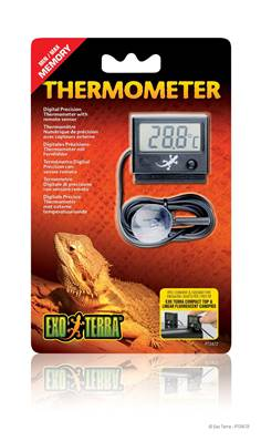 Exo Terra PT2472 Digital Thermometer