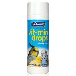 Johnson's Cage Bird Vit-Min Drops - 100ml