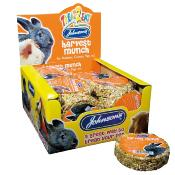 Johnson's Harvest Munch Rabbit And Guinea Pig Treat 70g
