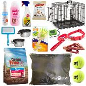 Luxury Adult Dog Starter Pack Size 3 (Large) - Online Exclusive