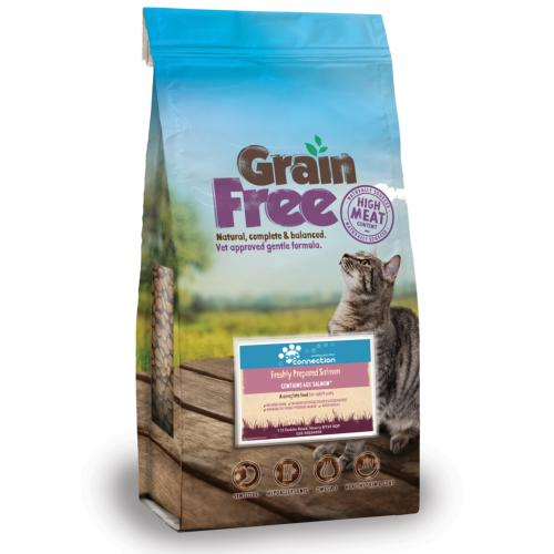 Pet Connection Grain Free Adult Cat Food - Salmon 2kg