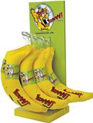 Rosewood Yeowww Banana Single Cat Toy