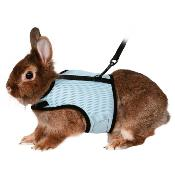 Trixie Soft Harness For Small Animals With Lead 1.20m Rabbit 25-32cm