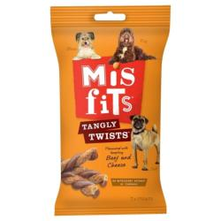 Misfits Tangly Twists Chews