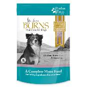 DOGS IN DISTRESS DONATION - Burns Complete Dog Food - Chicken, Rice and Veg 400g
