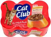 Cat Club In Jelly 6pk