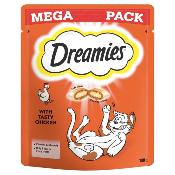 ASH ANIMAL RESCUE DONATION - Dreamies Cat Treats Mega Pack - Chicken 200g