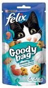 Felix Treats Goody Bag 60g Seaside Mix