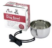 Cheeko Dog Bowl With Clamps 290ml
