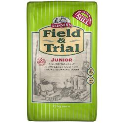 Skinners Field & Trial Working Dog Food Junior - 15kg
