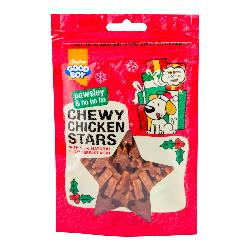 Armitage Pawsley Christmas Chewy Chicken Stars