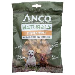 Anco Naturals Dog Treat Chicken Wings 200g
