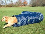 Trixie Dog Activity Agility Basic Tunnel Blue 60cm 5m