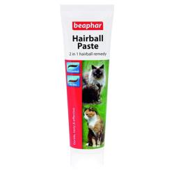 Beaphar Dual Action Cat Hairball Remedy Paste - 100g