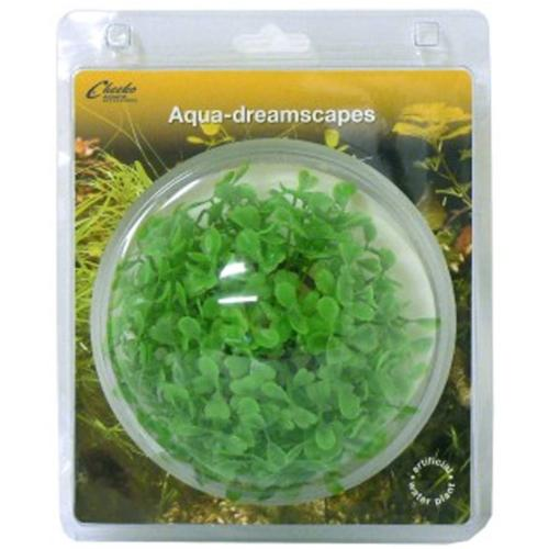 Cheeko Aqua Dreamscapes Aquatic Plant - Dense Half Grass Ball 14cm