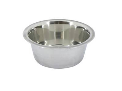 Cheeko Stainless Steel Bowl 920ml - For Dogs And Cats