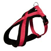STAFFIE&STRAY RESCUE DONATION - Trixie Premium Touring Harness Medium 45-70cm/25mm / Red