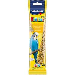 Vitakraft Kracker Budgie Treat Sticks (2 Pack) - Sesame & Banana