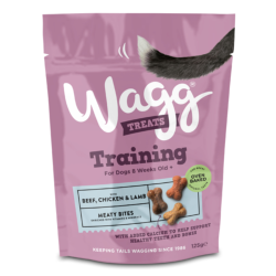 Wagg Mini Meaty Bones Training Treats (125g)