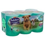 Butchers Gluten Free Wet Dog Food Tins - Lean and Tasty In Jelly (6 X 400g)