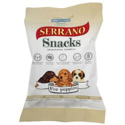 Serrano Snacks For Puppies (100g)