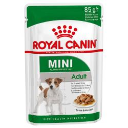 Royal Canin Wet Dog Food Mini Pouch (Adult) - 85g
