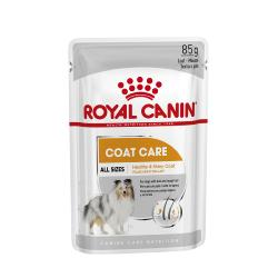 Royal Canin Wet Dog Food Coat Care Loaf 85g