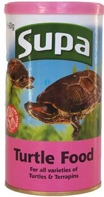 Supa Superior Mix Turtle Food 60Gms