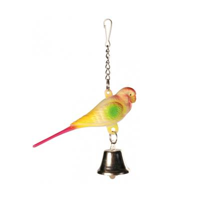 Trixie Bird Toy With Bell