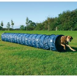 MADRA DONATION - Trixie Dog Activity Agility Basic Tunnel Blue 60cm 5m