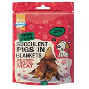 Armitage Christmas Pawsley Succulent Pigs In Blankets 80g