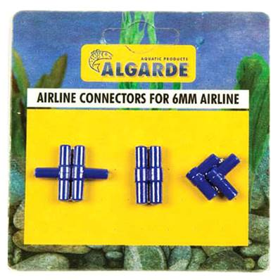 Algarde 6mm Airline Connectors