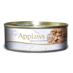 ASSISI ANIMAL SANCTUARY DONATION - Applaws Tuna And Cheese Tin 156g