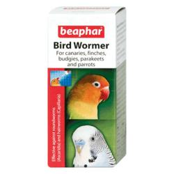 Beaphar Easy Dose Bird Wormer - 10ml