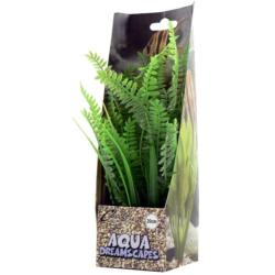 Cheeko Aqua Dreamscapes Aquatic Plant - Amazon Fern Grass 20cm
