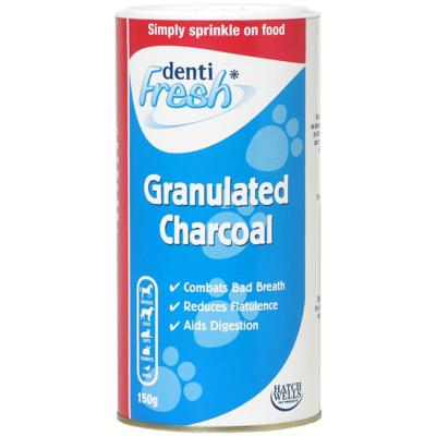 Denti-Fresh Granulated Charcoal 150g