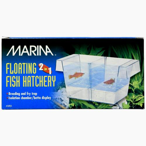 Marina Floating Breeder Trap, Isolation Area & Fish Hatchery
