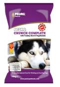 Pedro Crunch Complete Dog Food - Turkey, Rice and Veg 15kg
