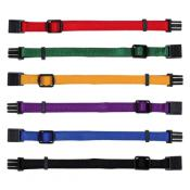 Trixie Puppy Whelping Collars 6 Pack Vibrant Colours (Small/Medium)