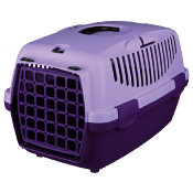 Trixie Pet Carrier For Cats, Small Dogs Or Rabbits Lilac/Violet