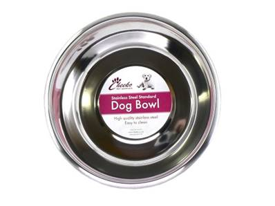 Cheeko Stainless Steel Bowl 6500ml - For Dogs And Cats
