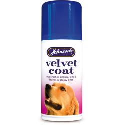 Johnson's Velvet Coat 150mls