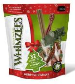 Whimzees Variety Pack - 32 Small Chews