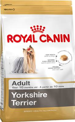 Royal Canin Dry Dog Food Breed Nutrition Yorkshire Terrier Adult / 1.5kg